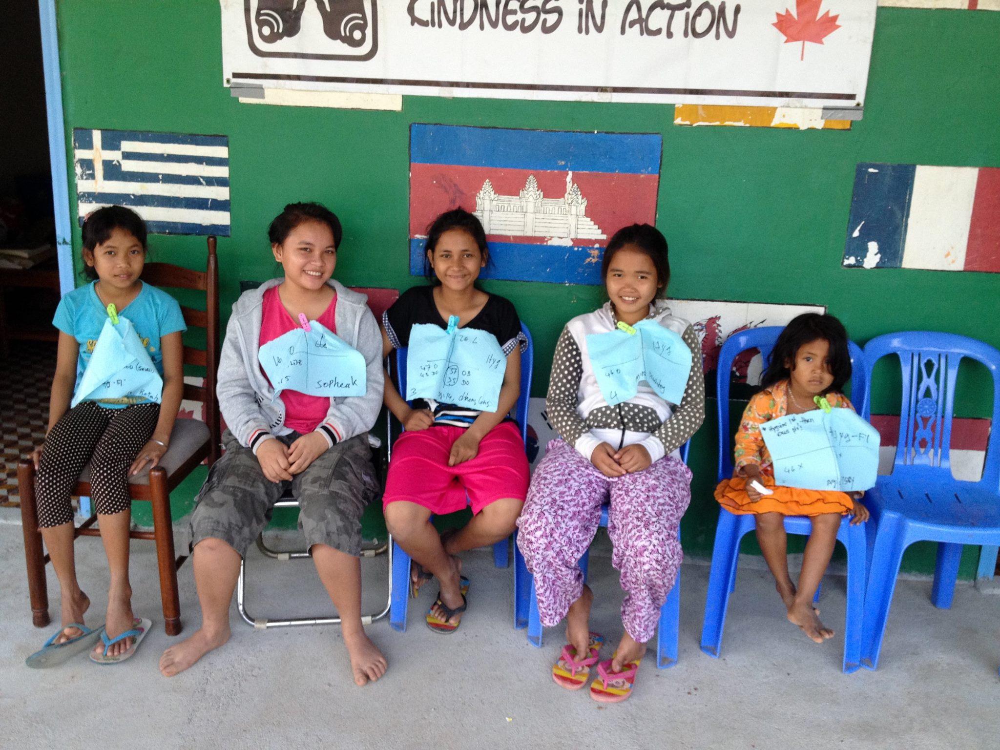 Cambodia Trip 2014